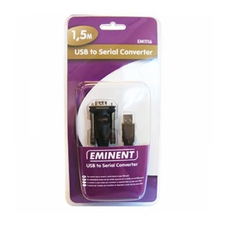 EWENT EW1116 Cable USB a Serie