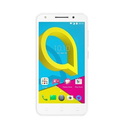 "Smartphone Alcatel U5 3G Ds 5"" White/Gray"