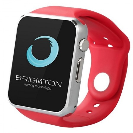 Brigmton BT4 SmartWatch BT3.0 mSim 1.54
