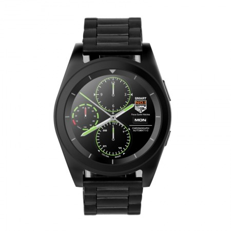 "Brigmton BT6 SmartWatch BT3.0 IPS 1.2"" Negro"