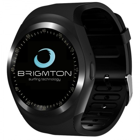 Brigmton BT7 SmartWatch BT3.0 nSim IPS 1.3