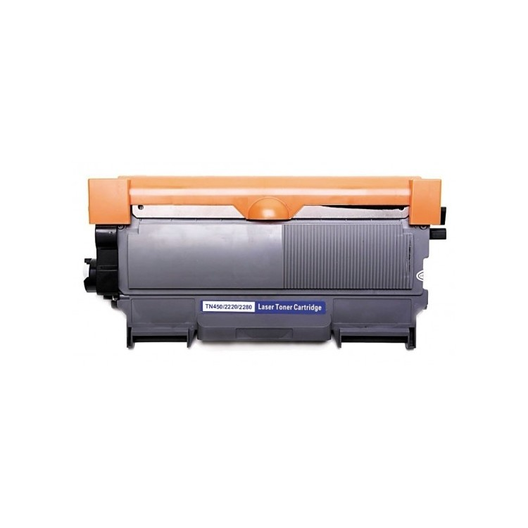 TONER COMPATIBLE BROTHER TN-2220/450/2210/2010 NEGRO