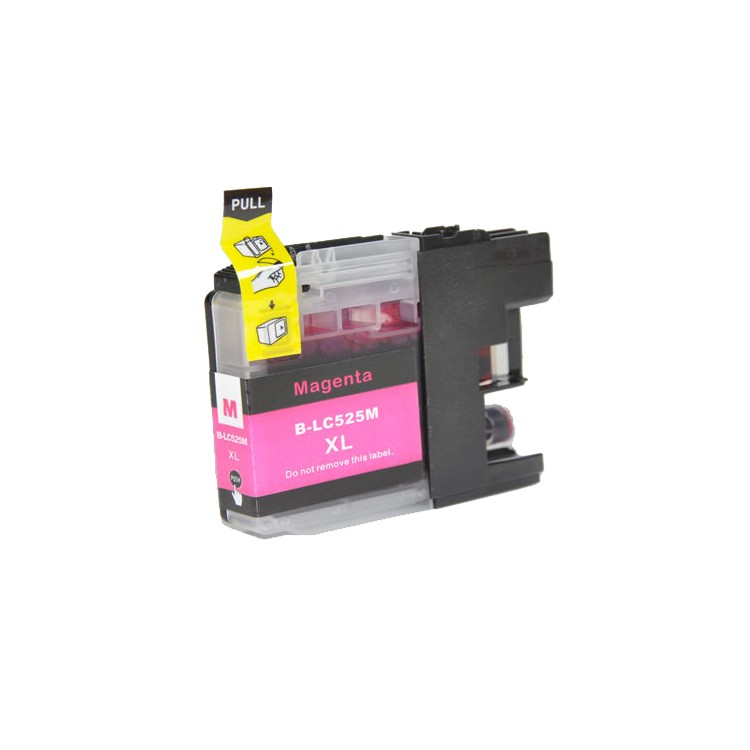 CARTUCHO DE TINTA GENERICO BROTHER LC525 XL MAGENTA