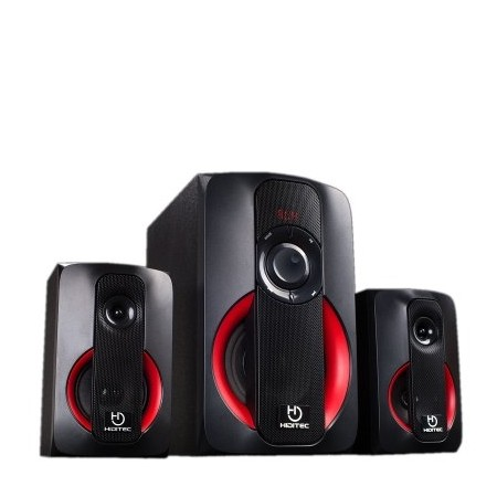 Hiditec Altavoces 2.1 Multimedia H400 40W Blt Radi